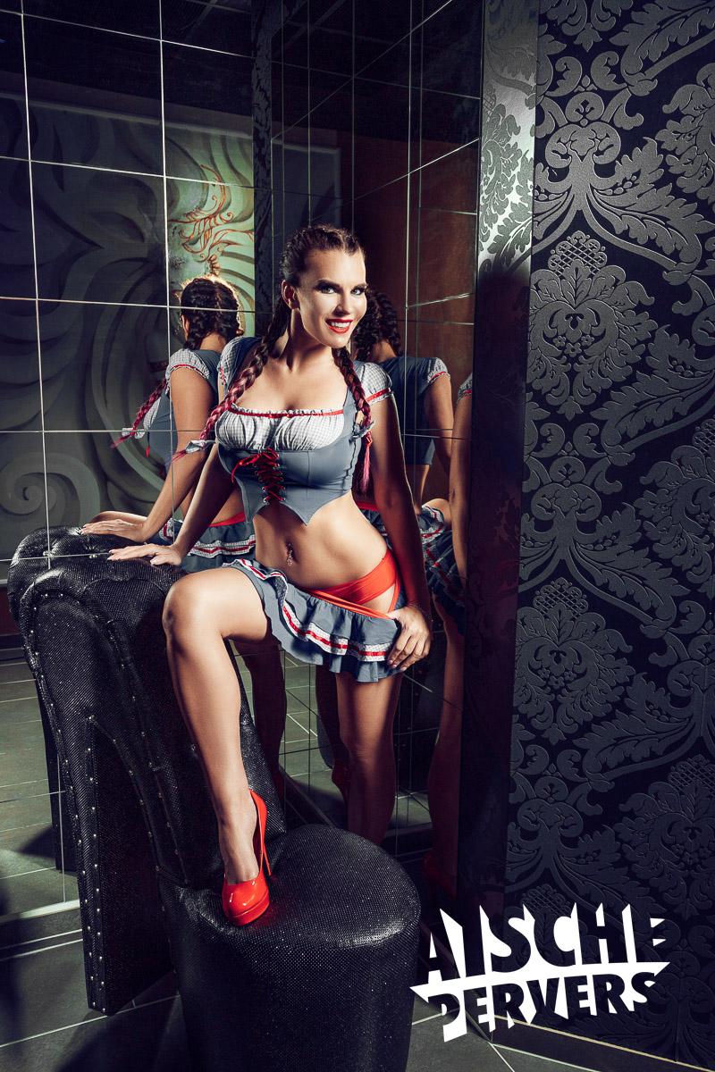 Aische Pervers fickt mit polnischem Fernfahrer